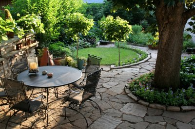 backyard landscape ideas