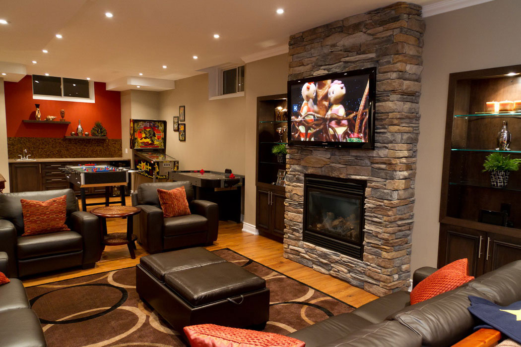 basement design ideas