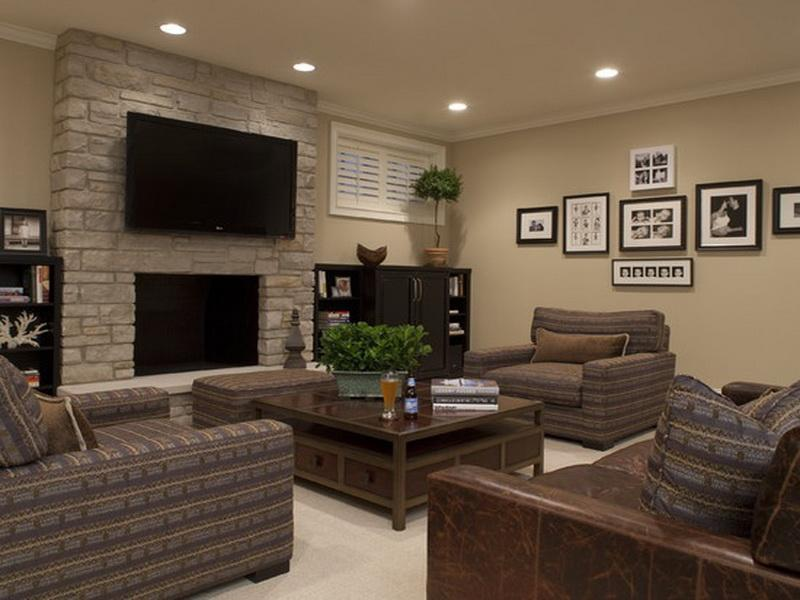 cool basement ideas