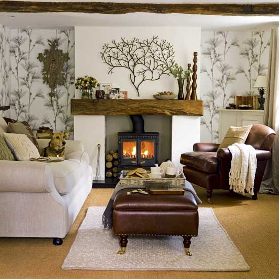 cozy family room ideas