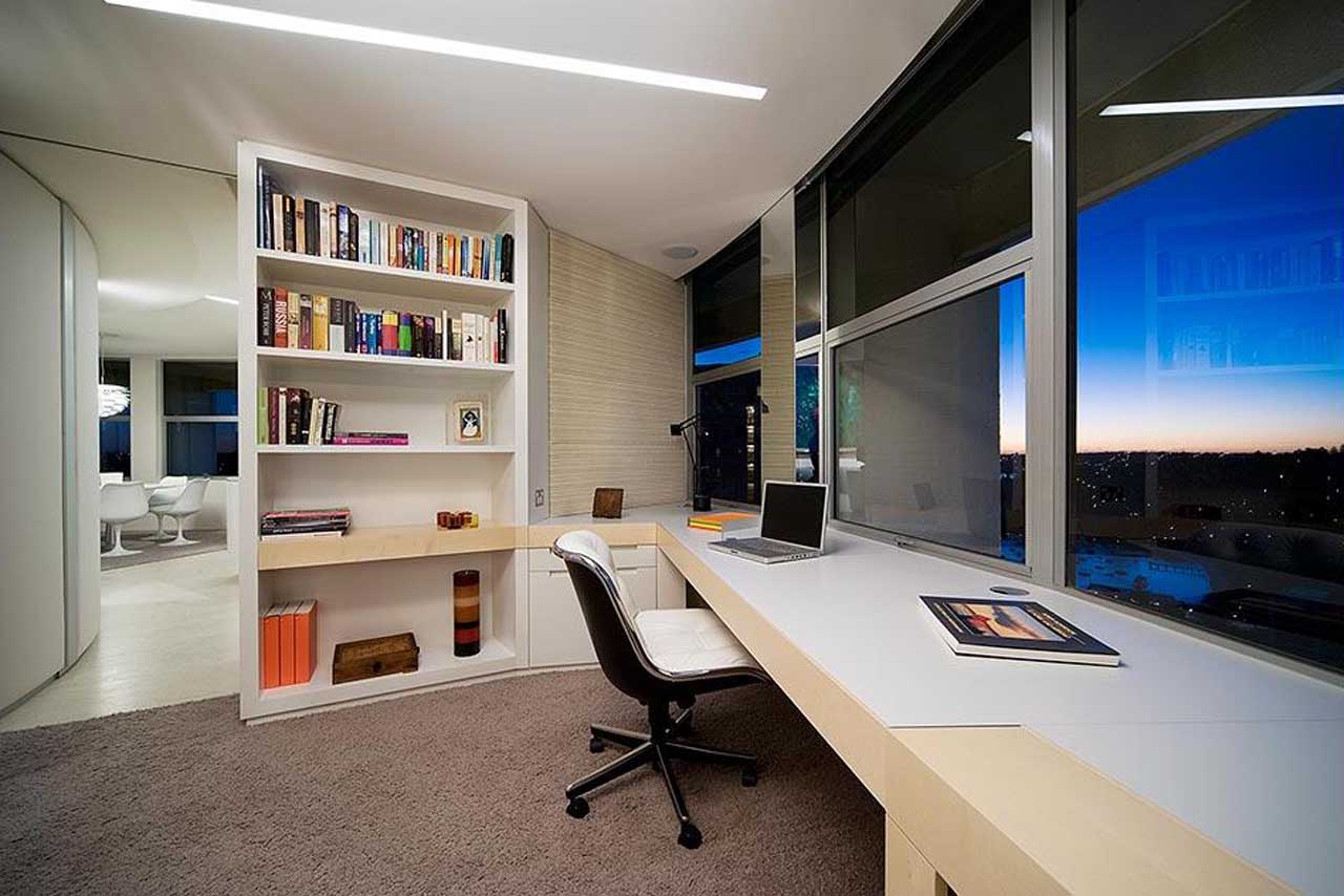 home office design using modern home office design layout