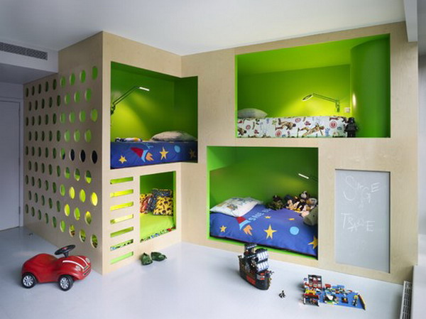 kids bedrooms ideas