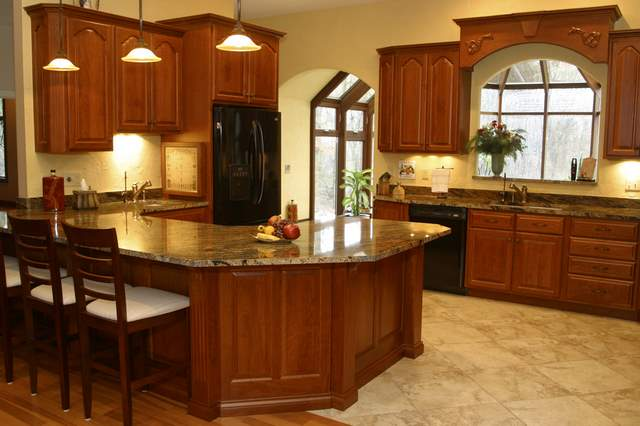 Kitchen design ideas home interior and furniture ideas for Kitchen design ideas pictures
