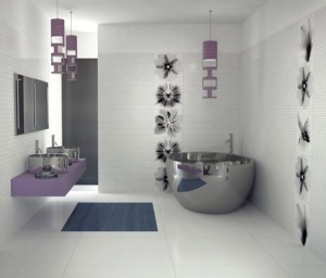 modern bathroom accessories