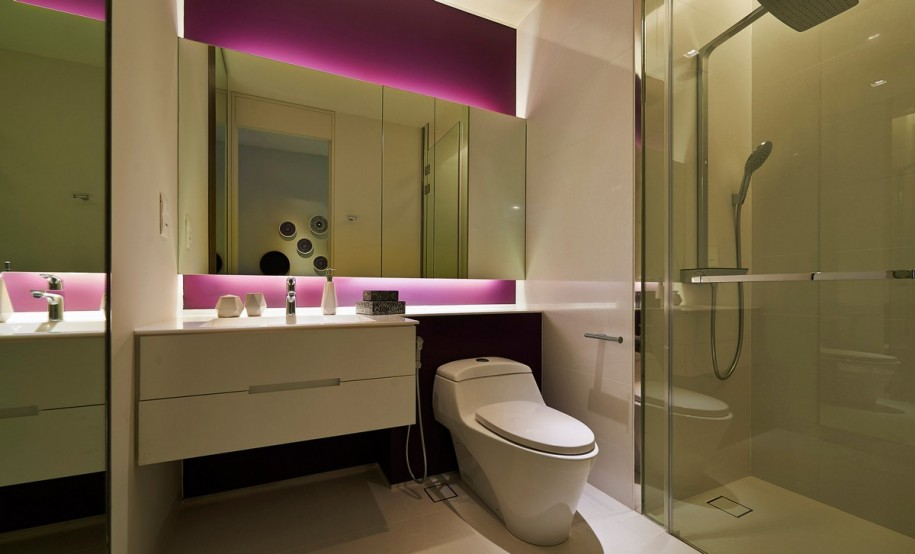 Modern bathrooms home interior and furniture ideas for Bathroom design wellington