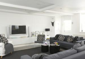 modern family room ideas