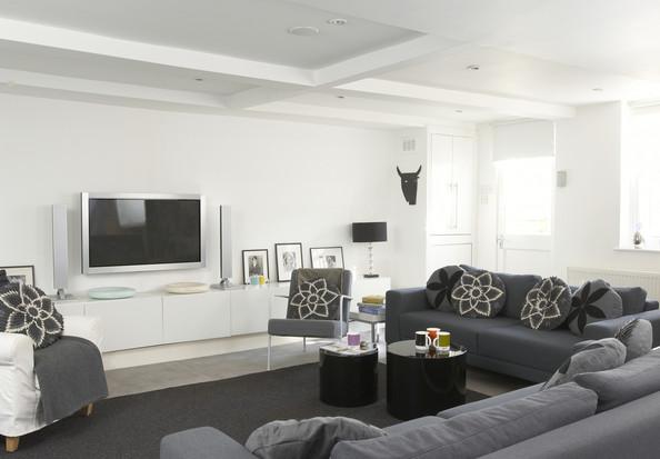 family room decor ideas : Home Interior And Furniture Ideas