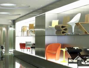 modern furniture store