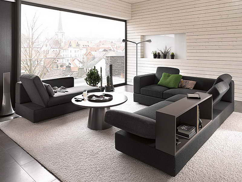 modern living room design ideas 2014