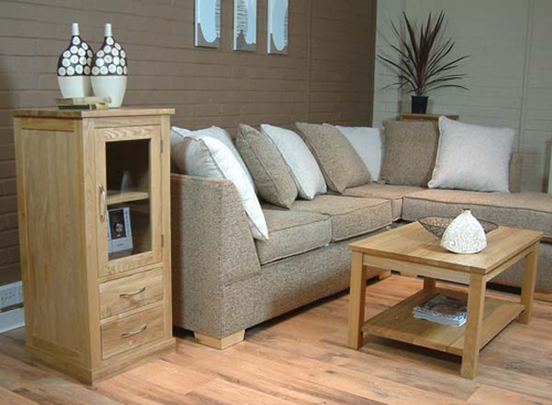 Small living room ideas design home interior and for Living room designs with oak furniture