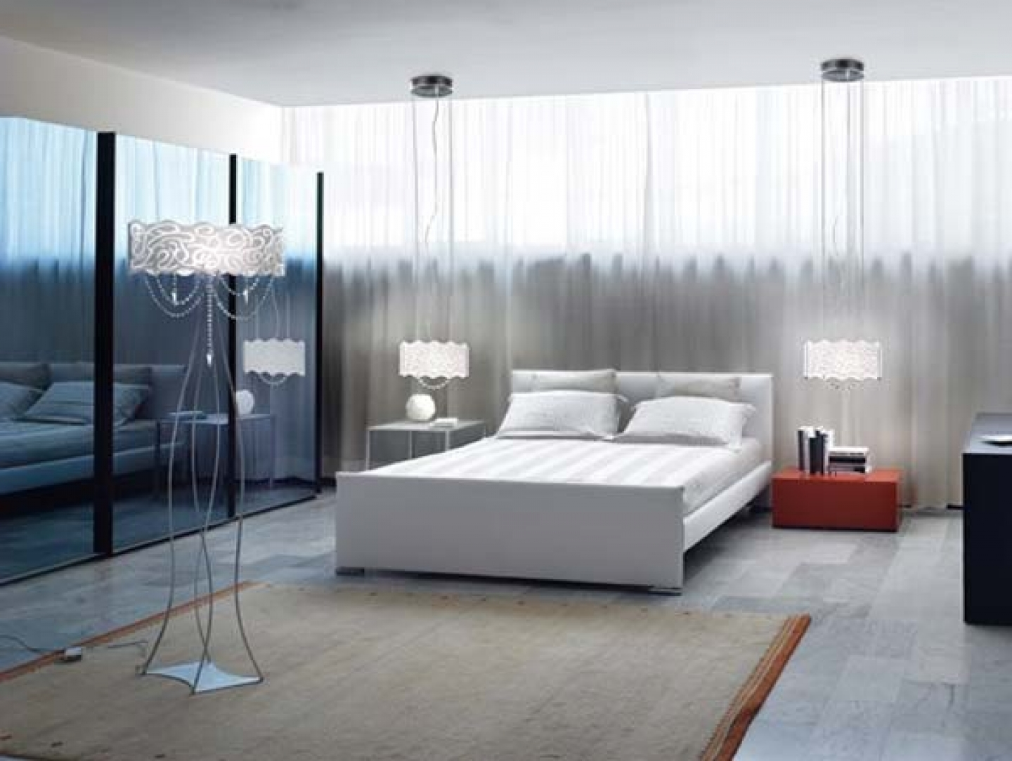 bedroom lighting design ideas