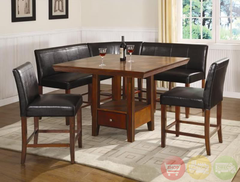 corner dining room sets