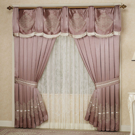 Curtain design ideas home interior and furniture ideas - Curtain photo designs ...