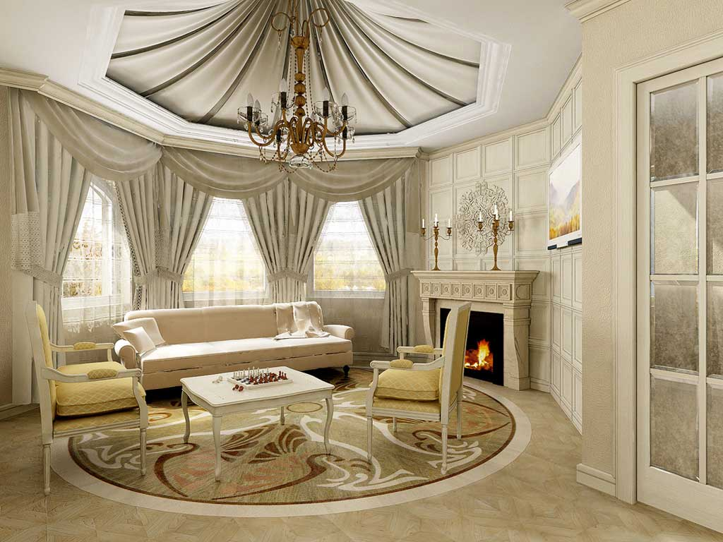Home decorating ideas living room home interior and for Creative living room decorating ideas