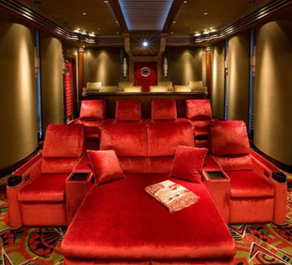 home theater accessories