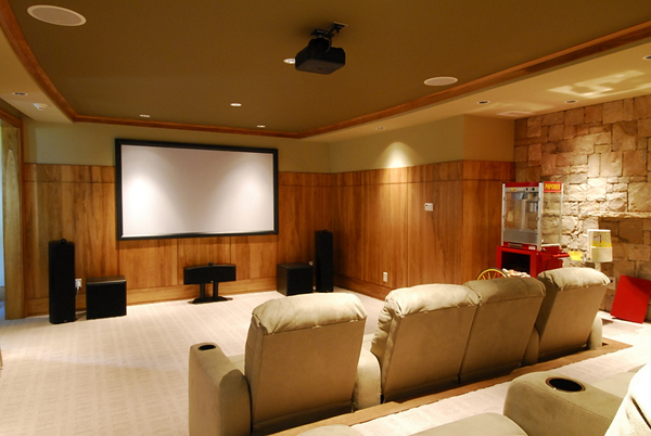 Home theater room ideas home interior and furniture ideas - Home theater room designs ideas ...