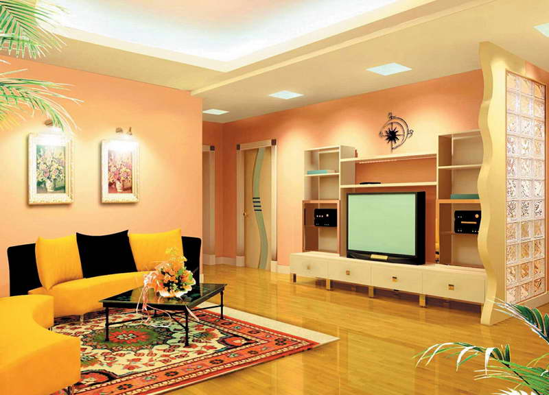 Colourful color schemes home interior and furniture ideas How to select colors for house interior