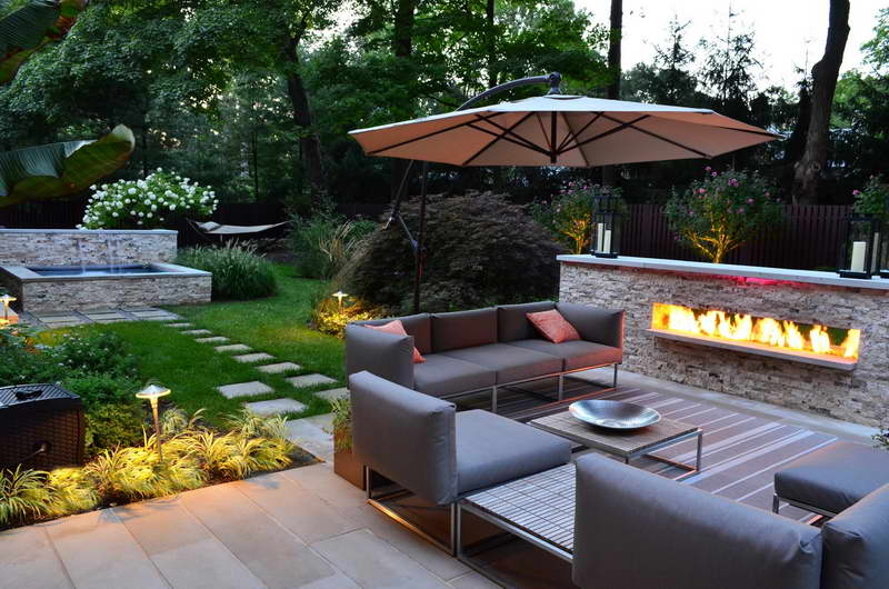 landscape lighting design ideas