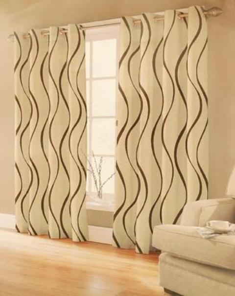 modern curtains designs