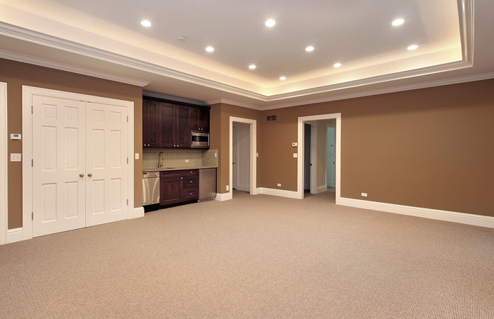 renovating basement ideas