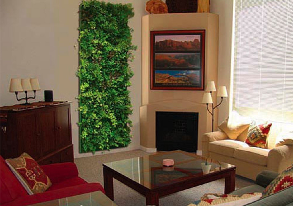 Vertical gardening ideas home interior and furniture ideas for Vertical garden ideas for home