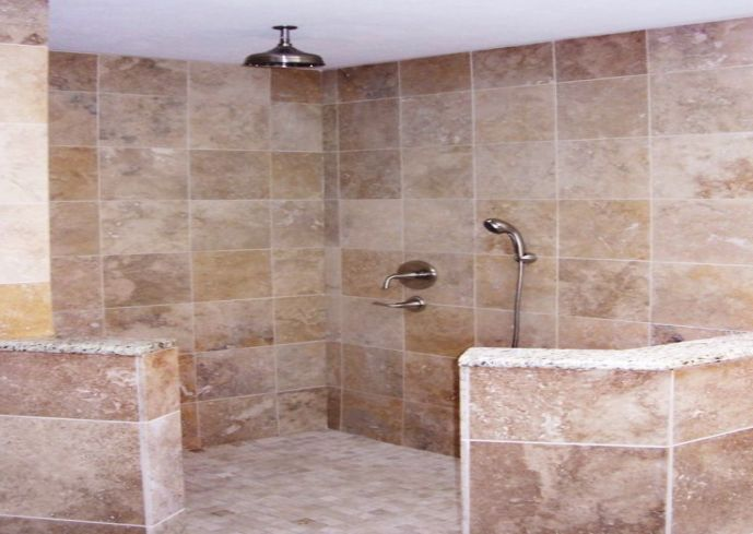 Pics Photos Tile Walk In Shower Jpg