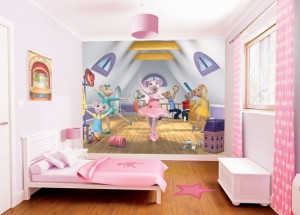 wall decoration ideas for girls bedrooms