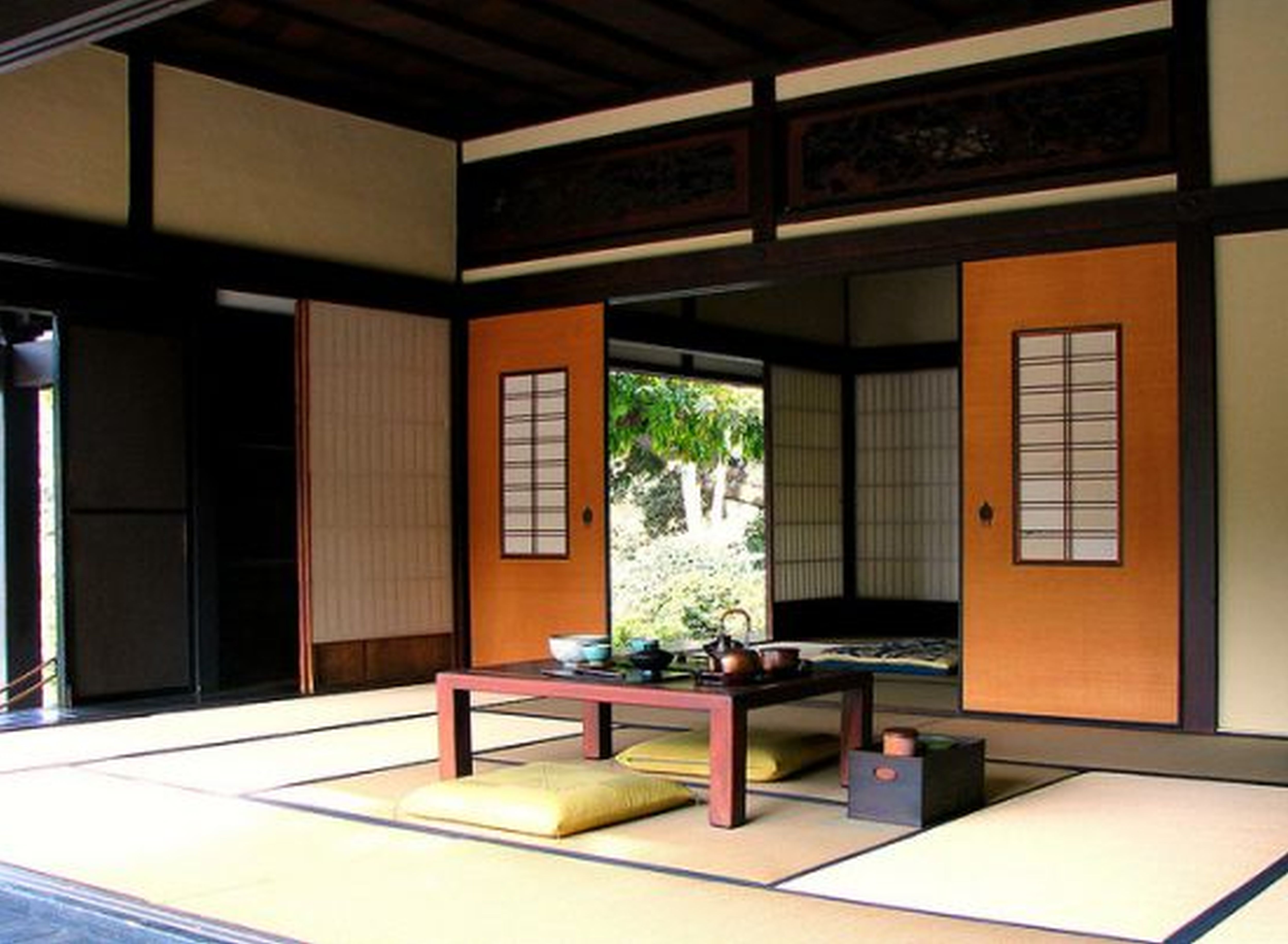 Japanese Style In Interior Design | Home Interior And