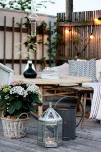 balcony cozy