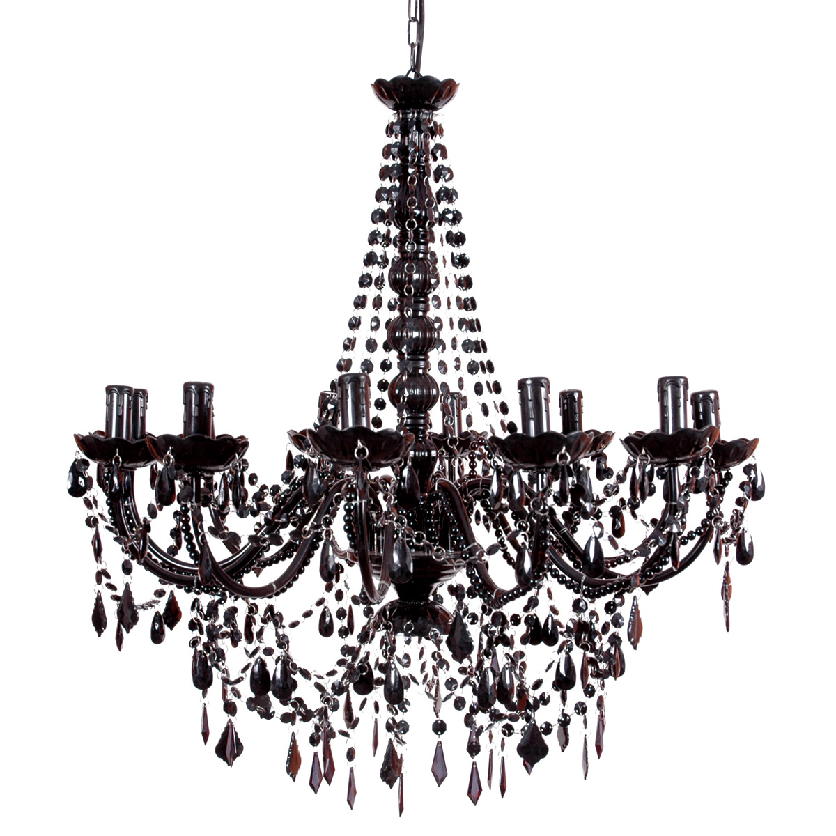 How to choose a chandelier in the bedroom