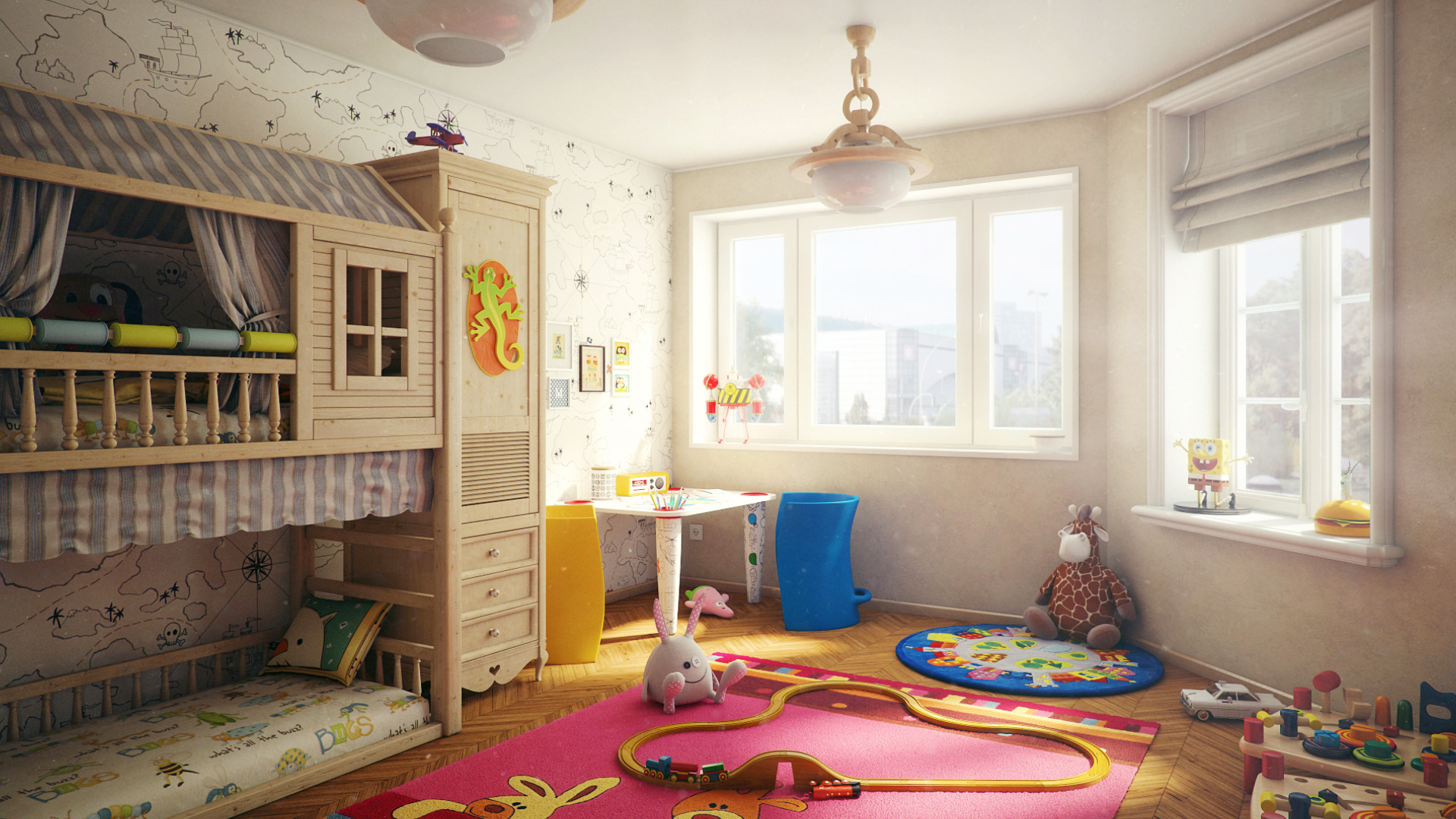 Planning A Child S Room Home Interior And Furniture Ideas