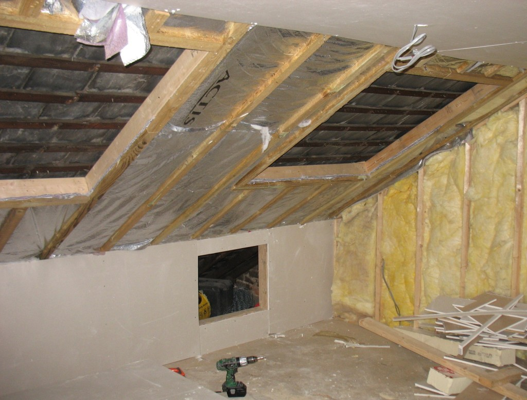 How to insulate the room from the inside home interior for New home insulation