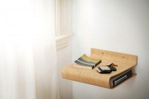 Minimalist designer nightstand