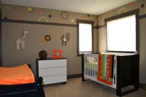 animal theme for baby nursery