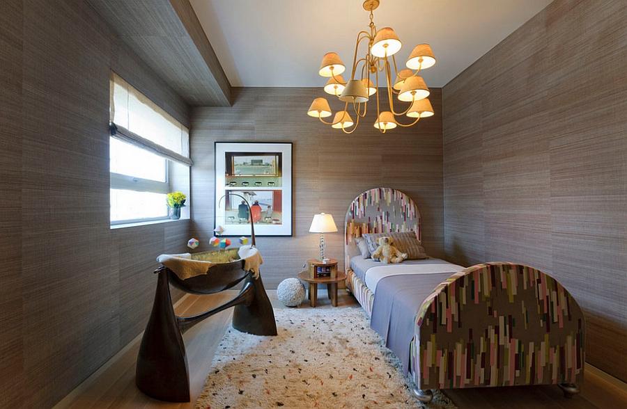 unusual baby room design